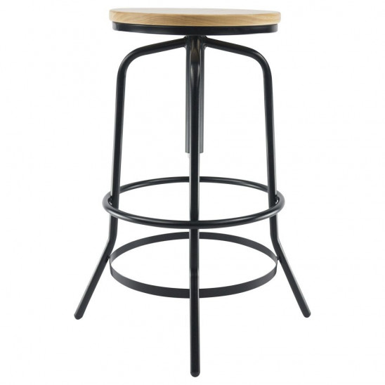 Industrial Turner Swivel Stool